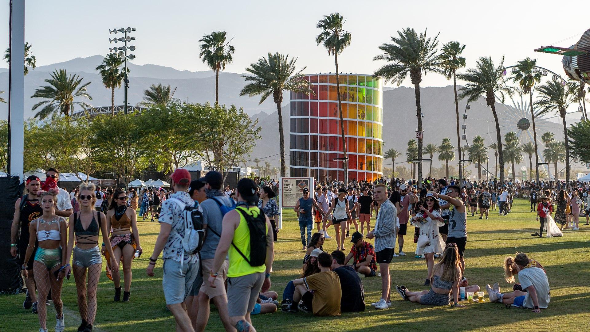 Covid: le festival de musique Coachella à nouveau reporté en 2021