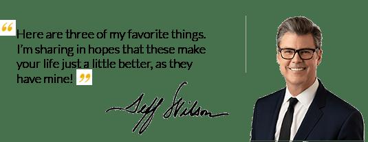 Jeffs Favourite Things (Jeffs Series)