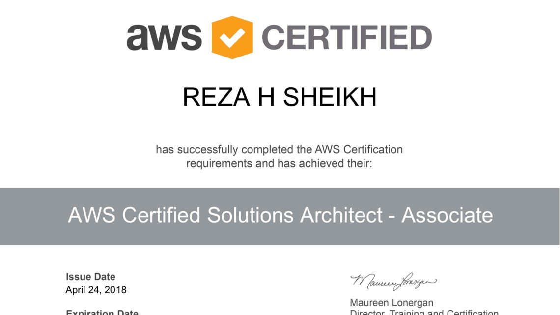 Aws Csa Exam A Guide To Success Rez Talks Tech