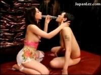 小澤マリアと晶エリーのハードレズのrezu動画