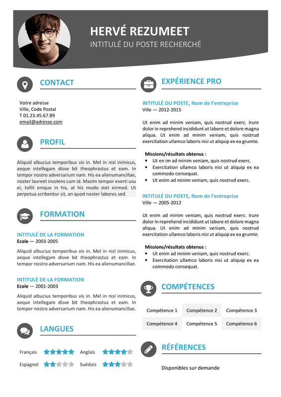 Newest Professional Resume Examples