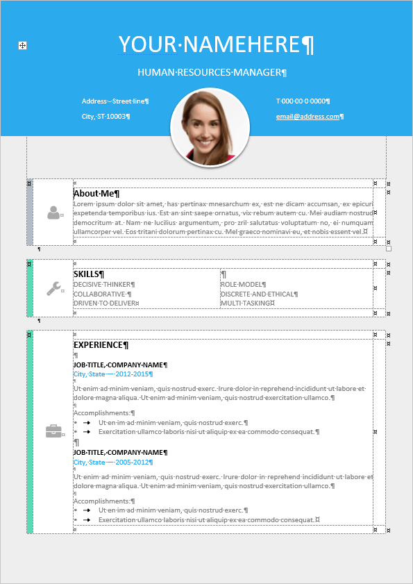 Resume Template Docx. Resume. Ixiplay Free Resume Samples