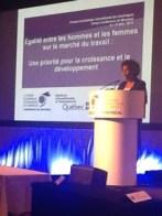 Conférence de Montréal Juin 2015 4