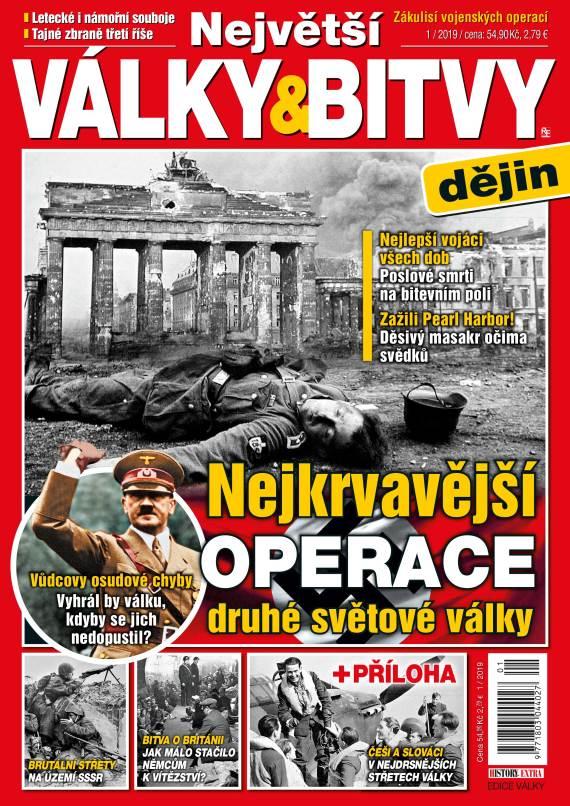 Aktuální číslo časopisu Edice války