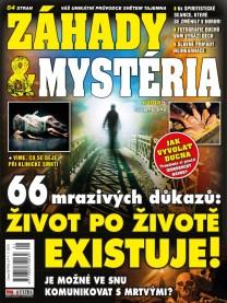 Záhady a mystéria 1/2018