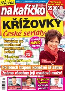 Křížovky České seriály – Můj čas na kafíčko 1/2020