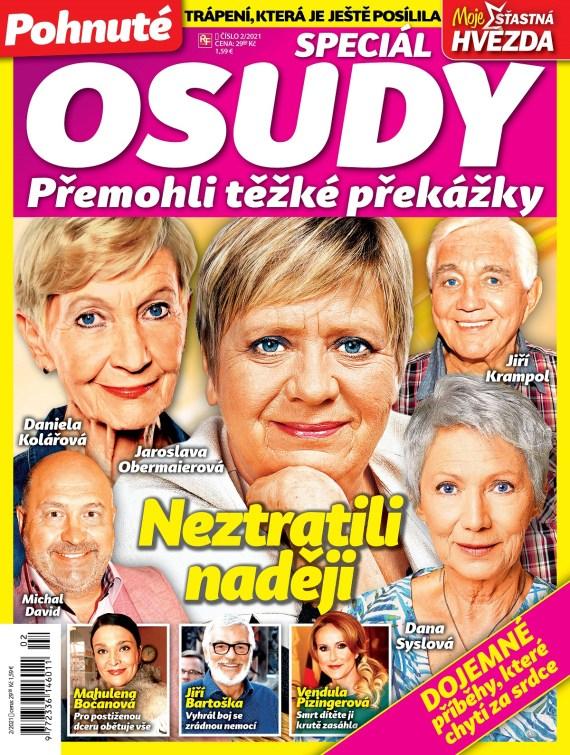 Aktuální číslo časopisu Moje šťastná hvězda Speciál