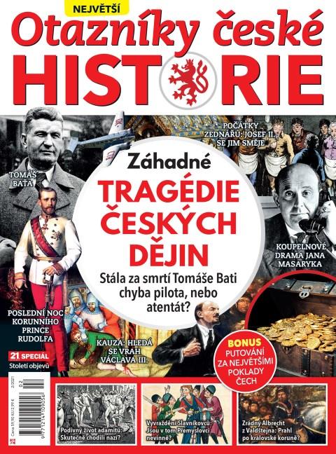 Aktuální číslo časopisu Edice století objevů