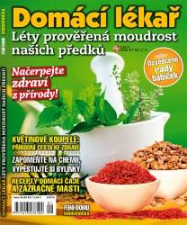 Edice knihovničky - Domácí lékař 1/2015