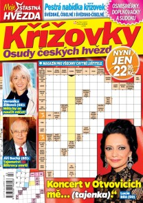 Křížovky Moje šťastná hvězda 2/2017