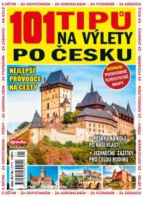 Časopis Edice knihovničky – 101 tipů na výlety