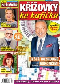 Časopis Křížovky ke kafíčku – Můj čas na kafíčko