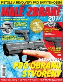 Časopis Zbraně a náboje speciál