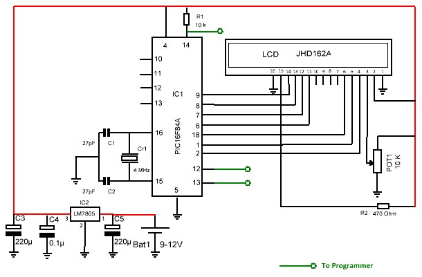 Circuits 8085 Projects Blog Archive Triac Application Circuit