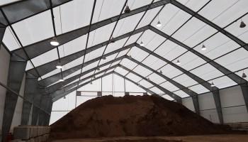 Salt and Sand Storage