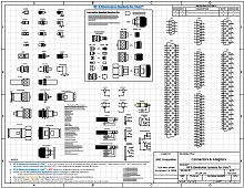 RF & Electronics Schematic & Block Diagram Symbols for