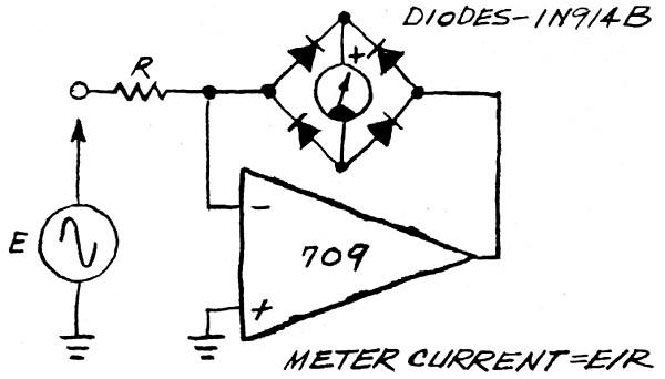 The Operational Amplifier, September 1971 Popular