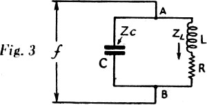 A.C. Calculations for Parallel and Series-Parallel