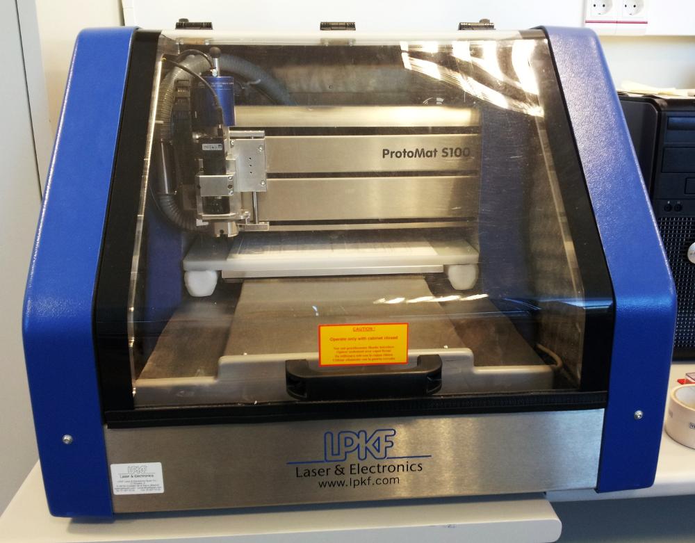 Lpkf Protomat S42 Board Plotters Pcb Machine