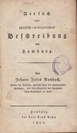 Rambach 1801 HH