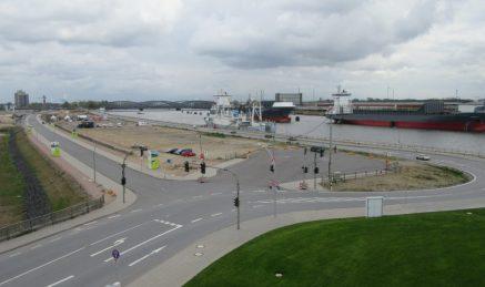 Baakenhafen area
