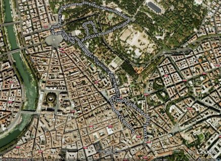 4 Jul 2008, Roma