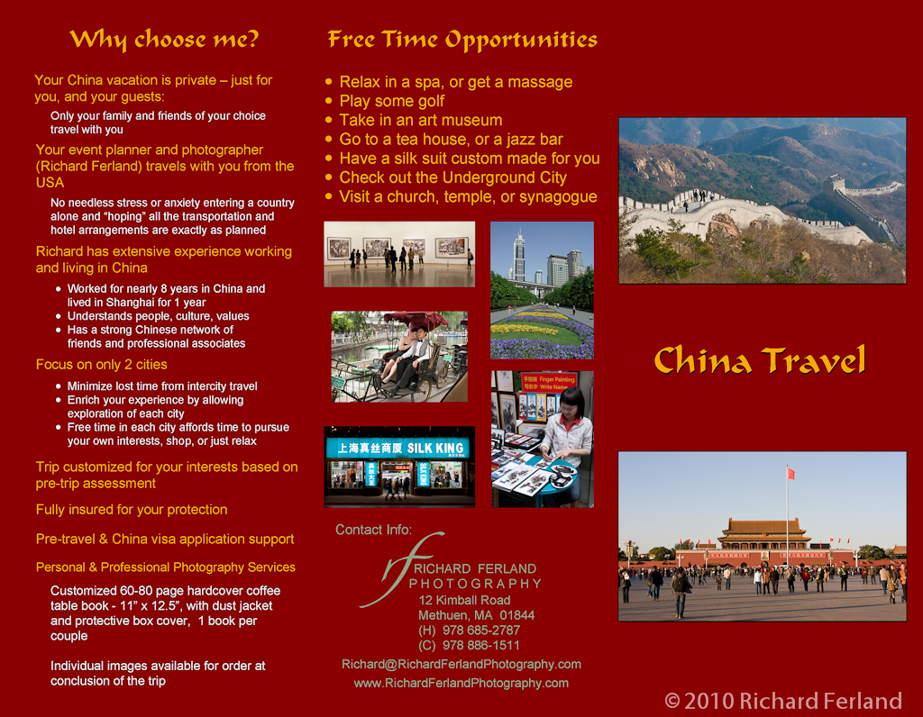 Tri Fold Travel Brochure Examples Ideal Vistalist Co