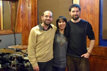 Paco Escobar, guitarra flamenca / Benji Bazán, técnico sonido / Roser Ferrer- Morató, soprano (voz)