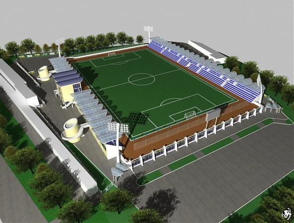 Реконструкция стадионов live