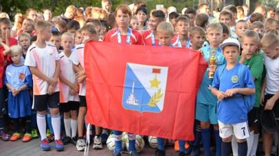 В начале сентября стартуют соревнования ДЮФЛ Севастополя