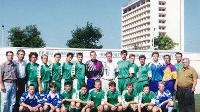 «Футбол моего города»: Коваленко Леонид