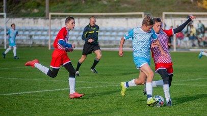 Подведены итоги первенства Севастополя по футболу среди детско-юношеских команд 2020 года