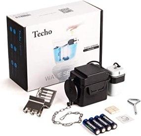 Techo touchless toilet kit
