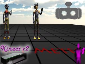 Kinect2_Mobile_VR