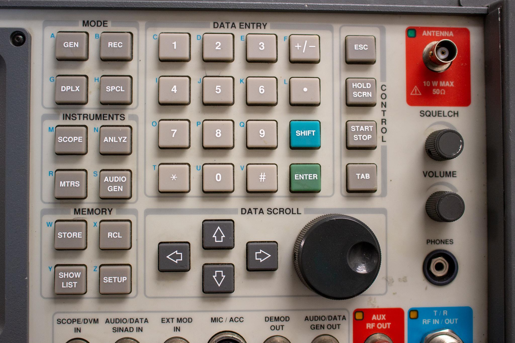 IFR COM-120B