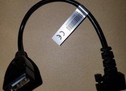 M1/K1/(P1 2017 model) OTG USB Cable