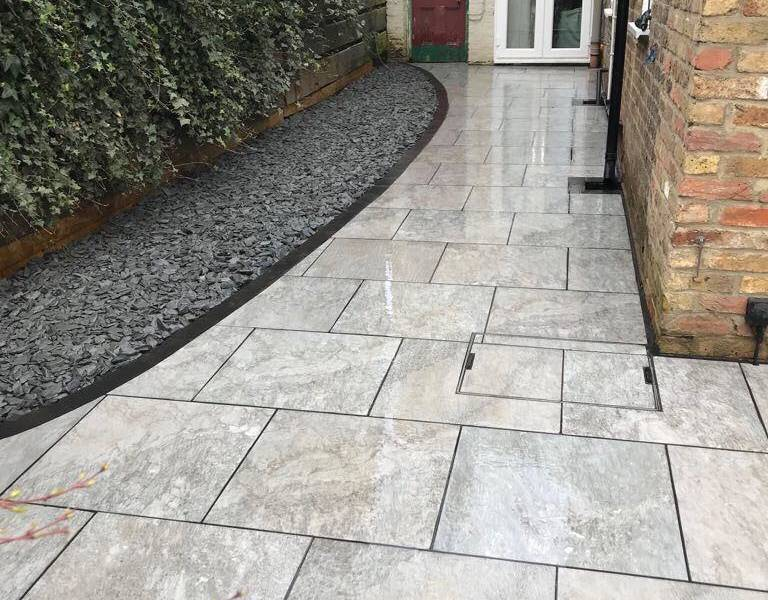 a guide to landscaping with pavers rf