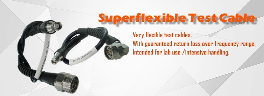 superflexible test cables