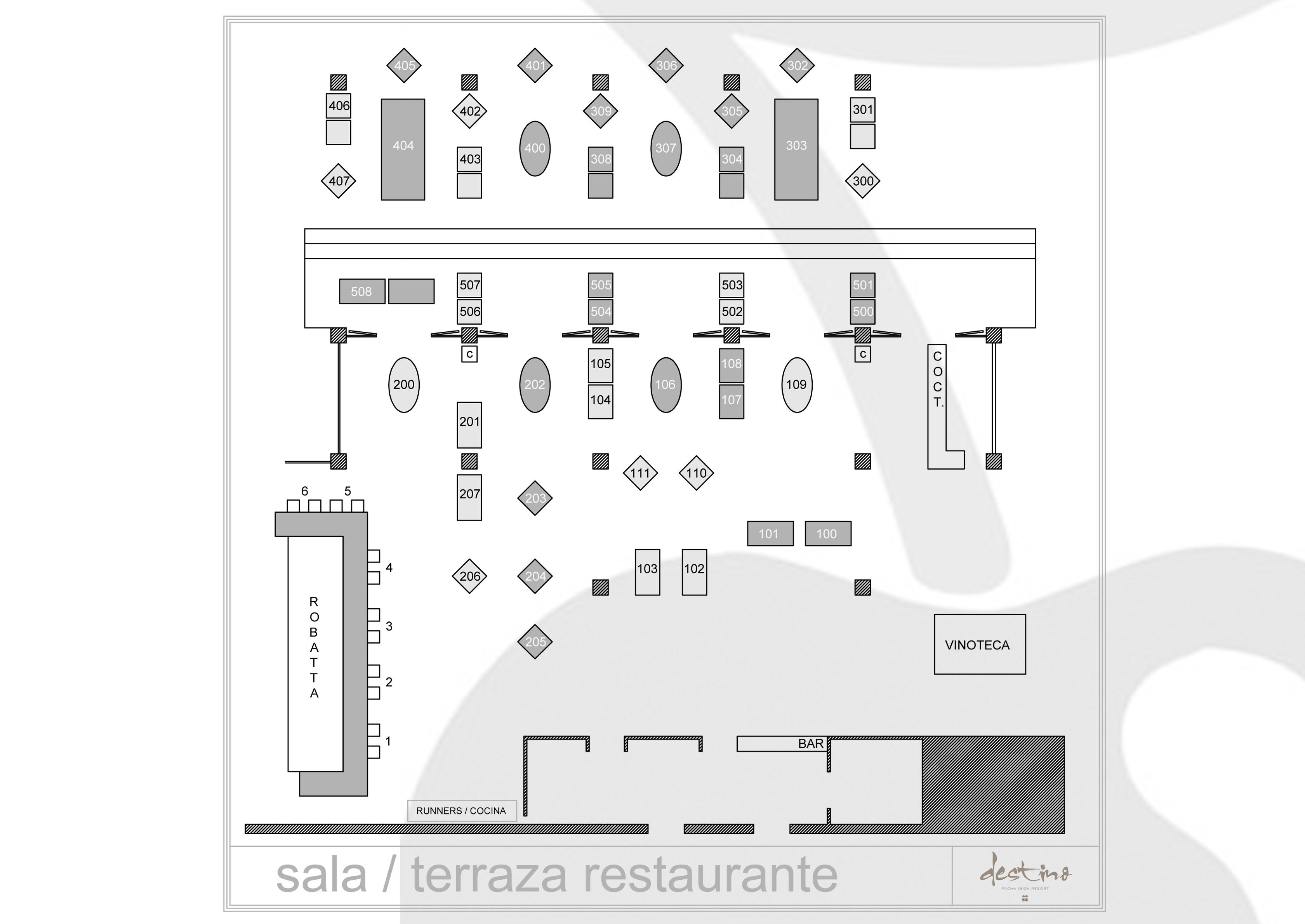Ricard Fabregat Marn  Infoarchitecture  Interior Design
