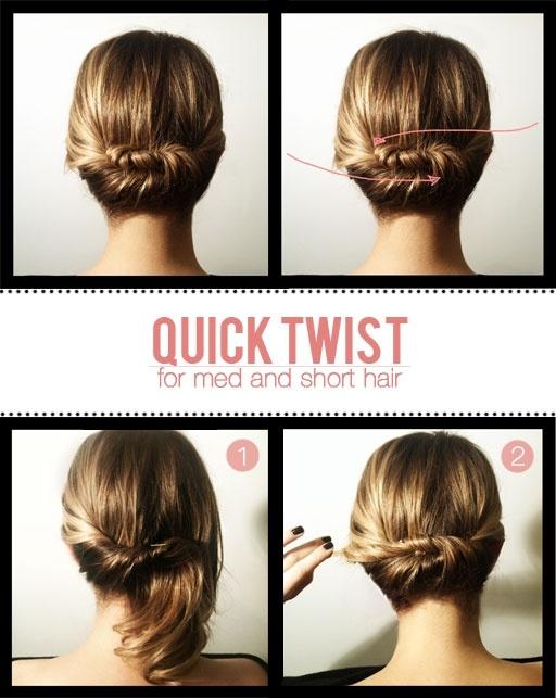 Easy Hairstyles Pinterest Easy Hair Trend 2017