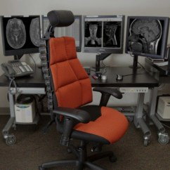 Anthro Ergonomic Verte Chair Modern White Leather Rfm Carmel Sc 1 St Seating Orange Xray 02