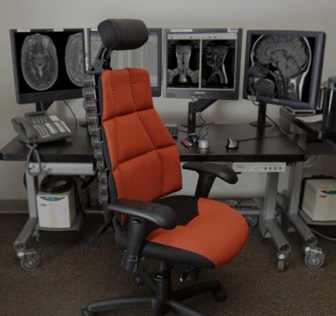anthro ergonomic verte chair barcelona style rfm carmel sc 1 st seating orange xray 02