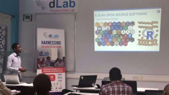 A useR meetup in Dar es salaam