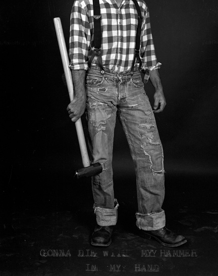 Gonna Die With My Hammer In My Hand, © Cody Edison