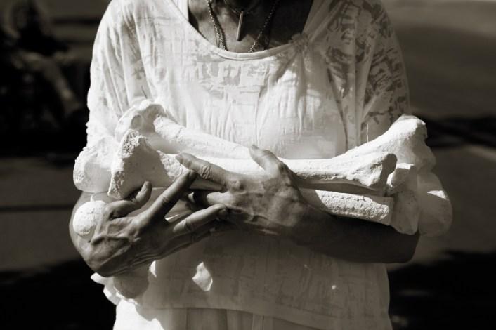 One Million Bones © Joanne Teasdale