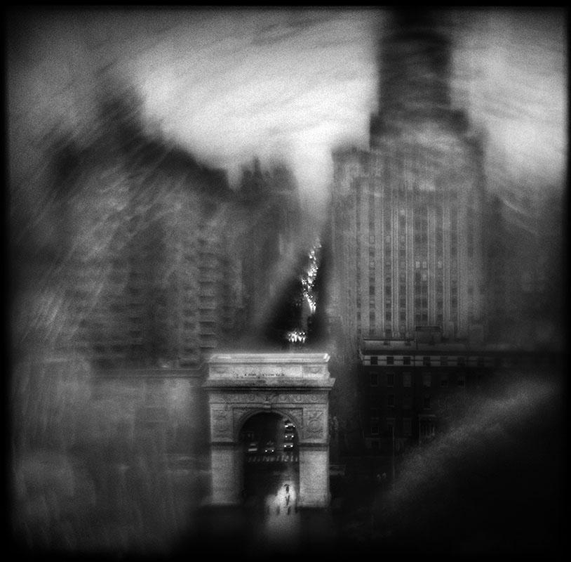 The Last Goodbye © Susan Burnstine