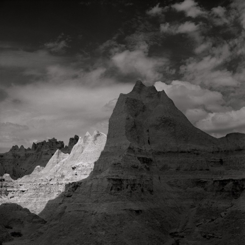 Black and White Hills © Keith Taylor