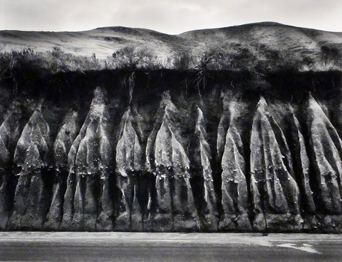 Erosion, 1959, Wynn Bullock © 2013 Bullock Family Photography LLC