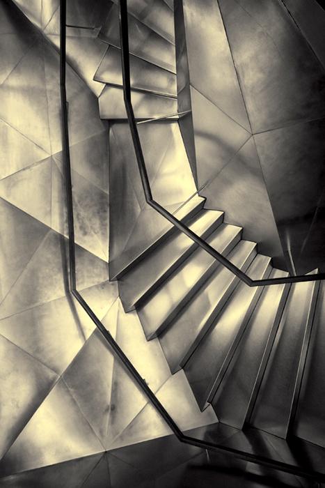 Stairs1 by Danica O. Kus