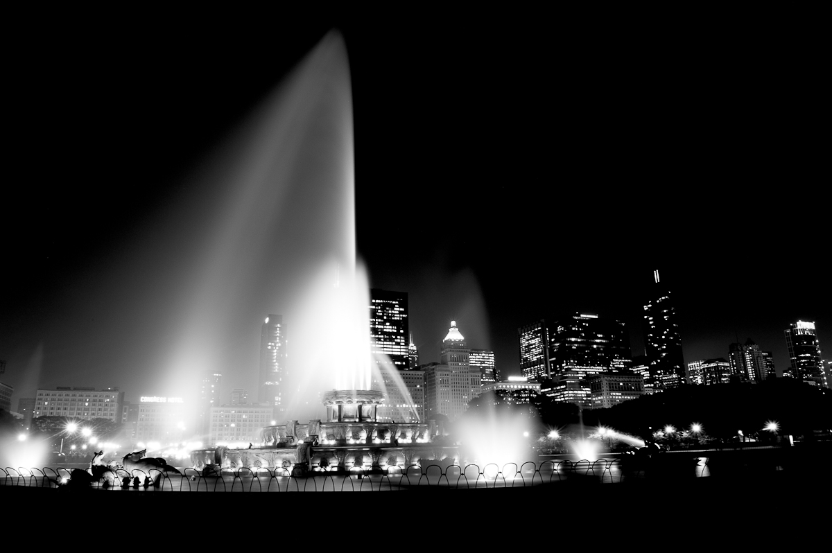 Buckingham Fountain © Angie McMonigal